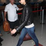 Morena Baccarin Was Seen at LAX Airport in Los Angeles 05/17/2018-5