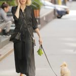 Naomi Watts Walks Her Dog Out in Soho, New York City 05/03/2018-2