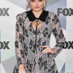 Natalie Alyn Lind at 2018 Fox Network Upfront at Wollman Rink at Central Park in NYC 05/14/2018-4