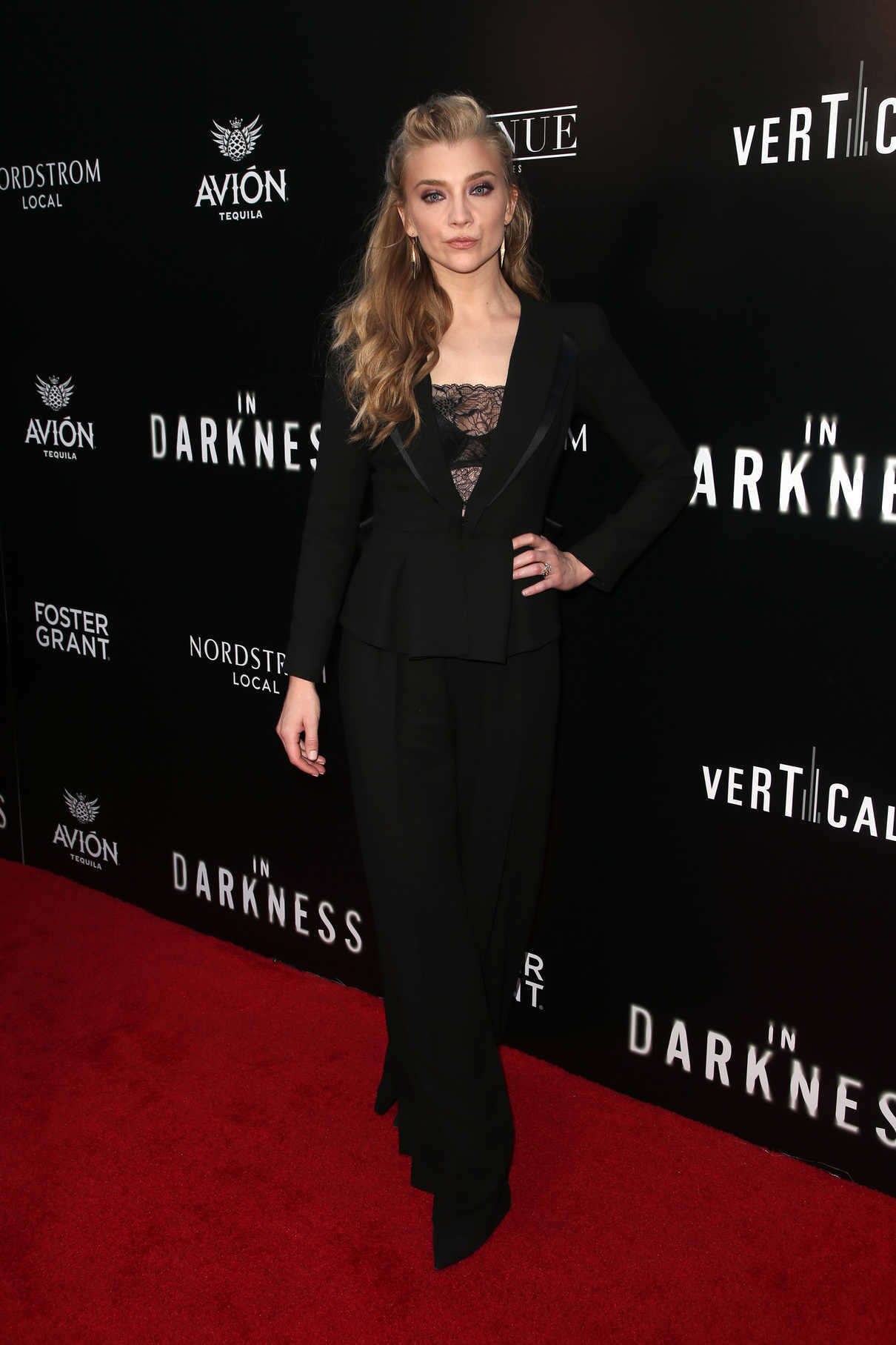 Natalie Dormer at In Darkness Premiere at ArcLight Hollywood in Los Angeles 05/23/2018-1
