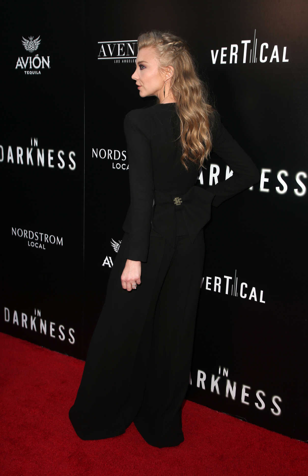 Natalie Dormer at In Darkness Premiere at ArcLight Hollywood in Los Angeles 05/23/2018-3