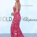 Nicole Scherzinger at amfAR's 25th Cinema Against AIDS Gala During the 71st Cannes Film Festival in Cannes 05/17/2018-3