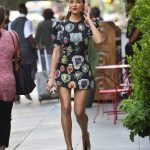 Olivia Culpo Looks Flawless Out in Downtown Los Angeles 05/17/2018-2