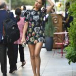 Olivia Culpo Looks Flawless Out in Downtown Los Angeles 05/17/2018-3