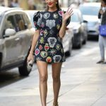 Olivia Culpo Looks Flawless Out in Downtown Los Angeles 05/17/2018-5