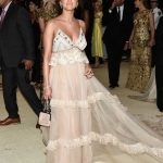 Selena Gomez at 2018 Heavenly Bodies: Fashion and The Catholic Imagination Costume Institute Gala in New York City 05/07/2018-2