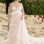 Selena Gomez at 2018 Heavenly Bodies: Fashion and The Catholic Imagination Costume Institute Gala in New York City 05/07/2018-4