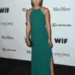 Alexandra Shipp at 2018 Women in Film Crystal and Lucy Awards in Los Angeles 06/13/2018-2