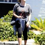 Amy Adams Leaves Her Morning Workout in Beverly Hills 06/13/2018-3