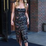 Annabelle Wallis Leaves the Bowery Hotel in New York 06/12/2018-3