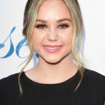 Brec Bassinger at the Damsel Premiere in Los Angeles 06/13/2018-5