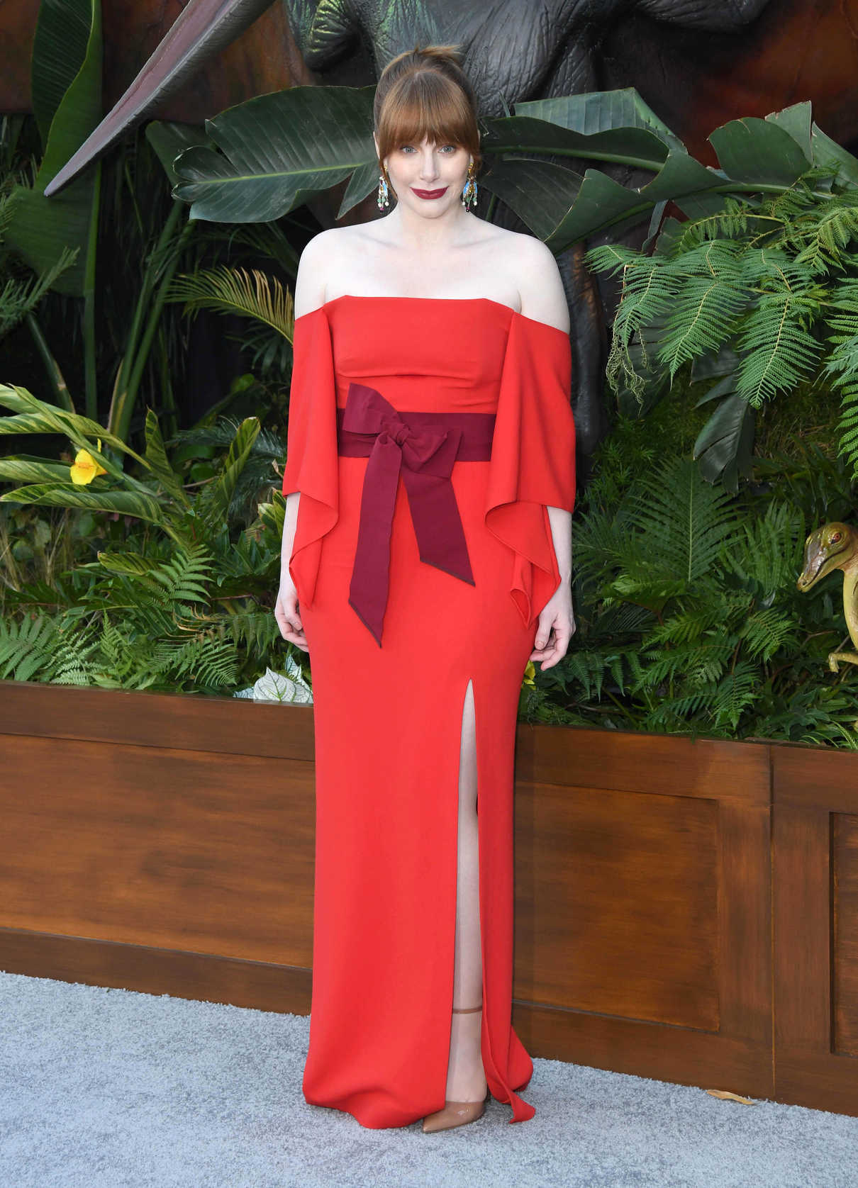 Bryce Dallas Howard at Jurassic World: Fallen Kingdom Premiere in Los Angeles 06/12/2018-1