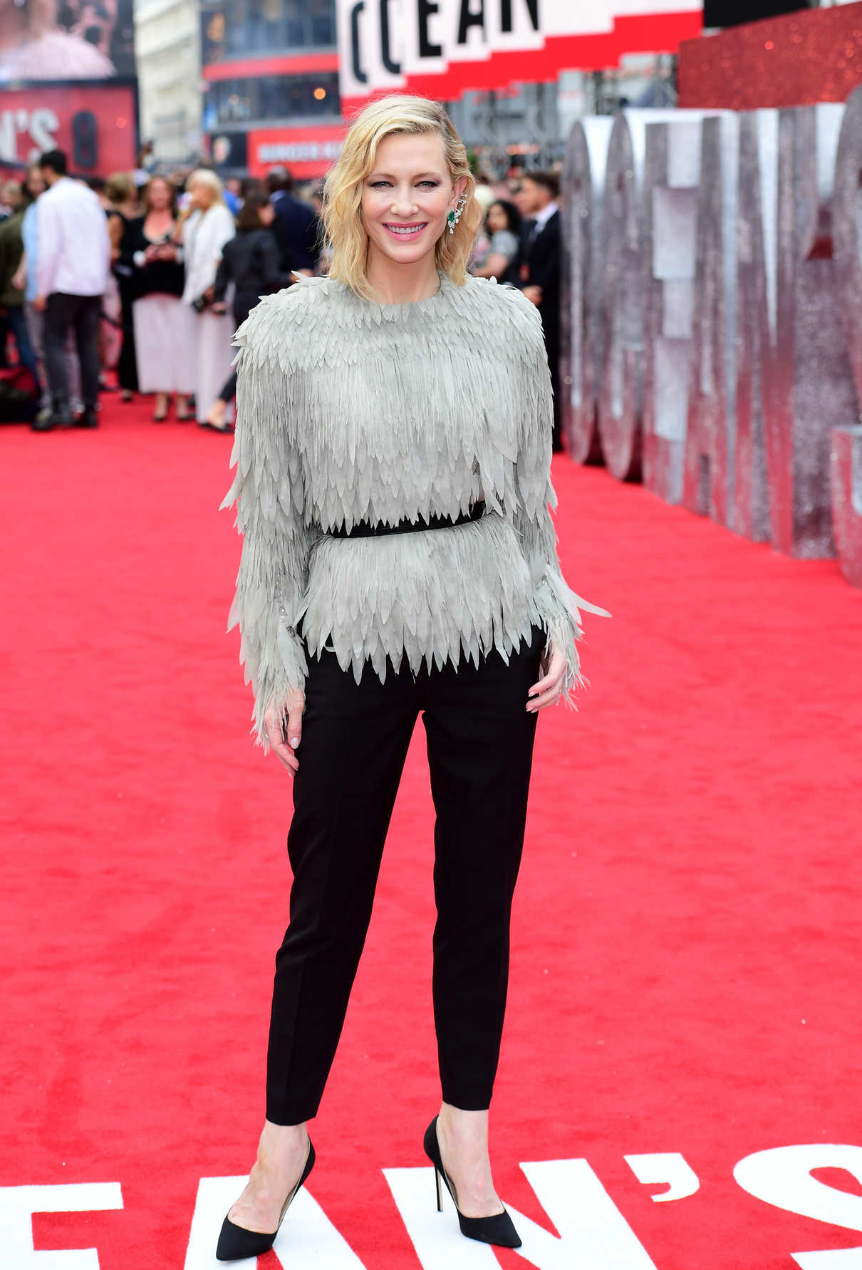 Cate Blanchett at Ocean's 8 Premiere in London 06/13/2018-3