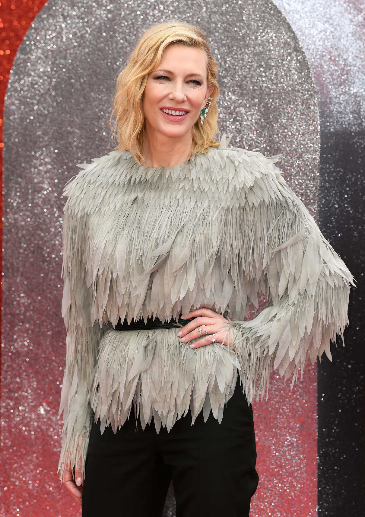 Cate Blanchett at Ocean's 8 Premiere in London 06/13/2018-4