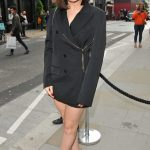Charli XCX Arrives at Stella McCartney New Flagship Store Opening in London 06/12/2018-2