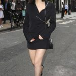 Charli XCX Arrives at Stella McCartney New Flagship Store Opening in London 06/12/2018-3