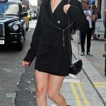Charli XCX Arrives at Stella McCartney New Flagship Store Opening in London 06/12/2018-4