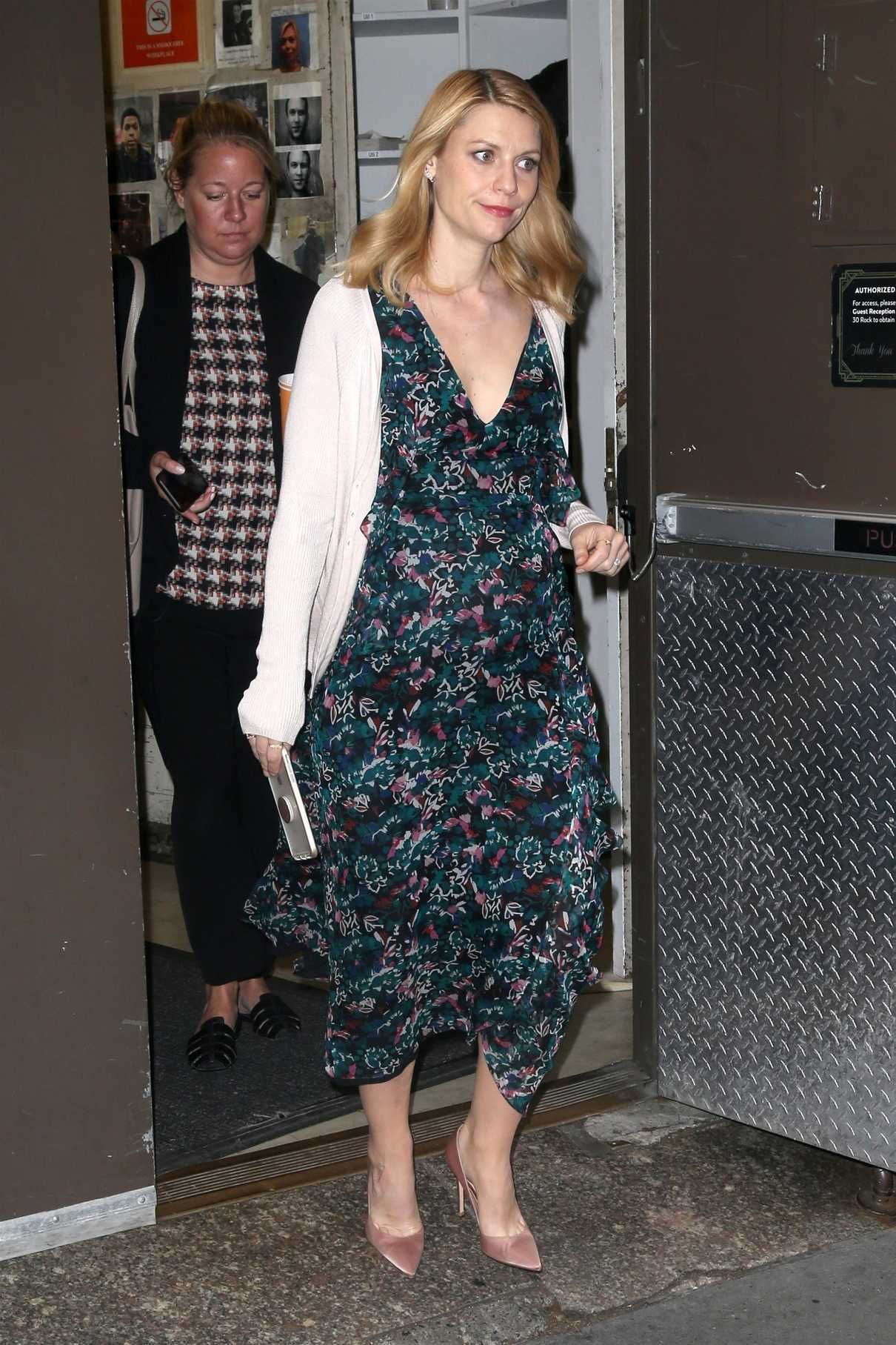 Claire Danes Was Seen Out in New York City 06/13/2018-1