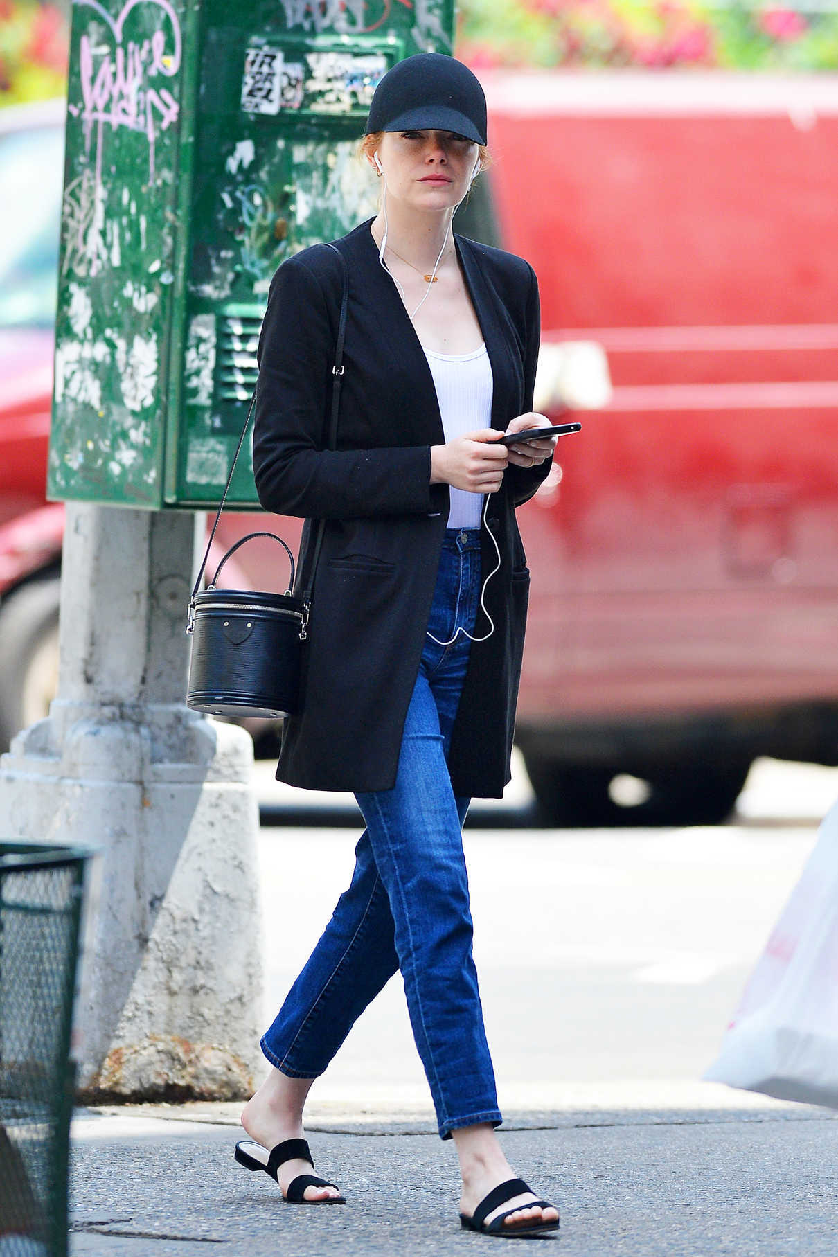 Emma Stone Was Seen Out in New York City 06/11/2018-1