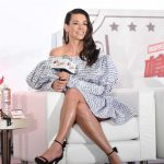 Evangeline Lilly at the Ant-Man and the Wasp Press Conference in Taipei 06/12/2018-4