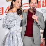 Evangeline Lilly at the Ant-Man and the Wasp Press Conference in Taipei 06/12/2018-5