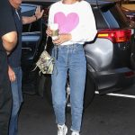 Gigi Hadid Was Spotted Out in New York City 06/19/2018-2