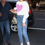 Gigi Hadid Was Spotted Out in New York City 06/19/2018-4