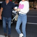 Gigi Hadid Was Spotted Out in New York City 06/19/2018-5