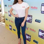 Hailee Steinfeld at Isle of MTV Press Conference in Malta 06/25/2018-2