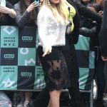 Hilary Duff Arrives at the AOL Build Series in New York City 06/05/2018-5