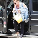 Hilary Duff Heads to the Gym in Studio City 06/18/2018-2