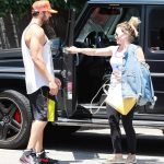 Hilary Duff Heads to the Gym in Studio City 06/18/2018-4