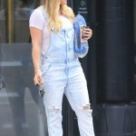 Hilary Duff Leaves Fitbox in Los Angeles 06/15/2018-2