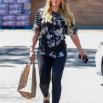 Hilary Duff Was Spotted Out in Studio City 06/10/2018-2