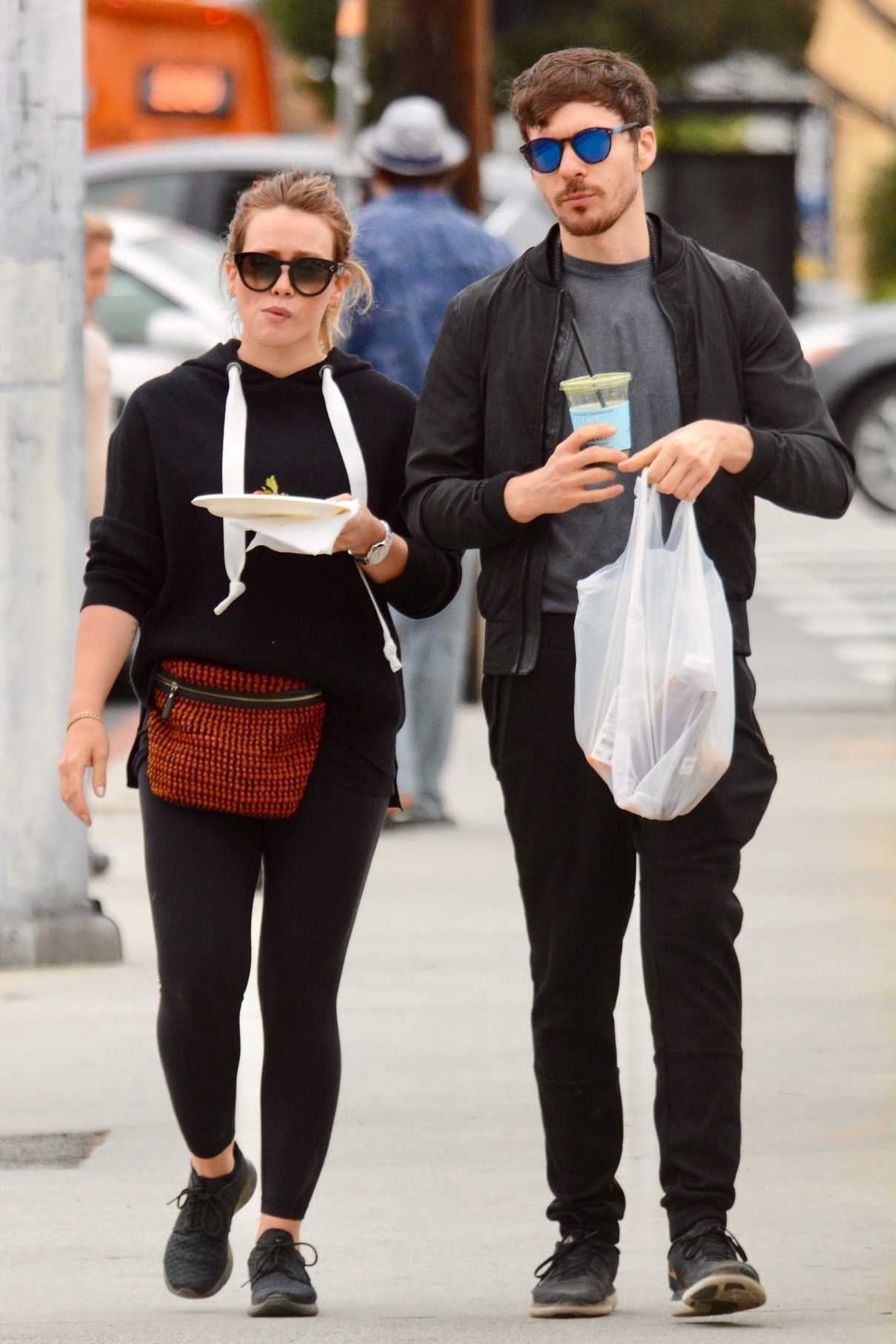 Hilary Duff Was Spotted Out with Matthew Koma in Los Angeles 06/17/2018-1