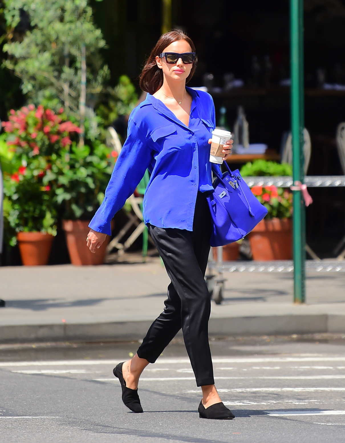 Irina Shayk Was Seen Out in New York 06/06/2018-1