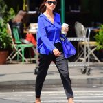Irina Shayk Was Seen Out in New York 06/06/2018-2