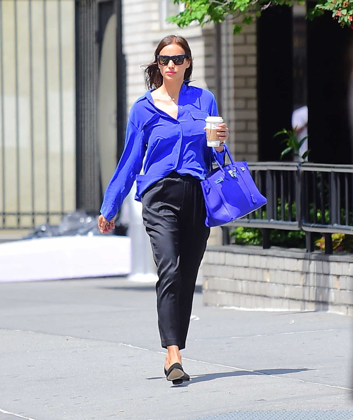 Irina Shayk Was Seen Out in New York 06/06/2018-4