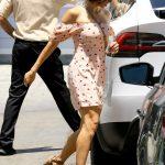 Jenna Dewan Leaves Her Nail Salon in Studio City 06/21/2018-3
