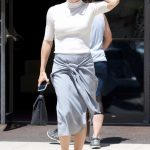 Jennifer Garner Leaves Her Weekly Church Service in Pacific Palisades 06/10/2018-2