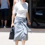 Jennifer Garner Leaves Her Weekly Church Service in Pacific Palisades 06/10/2018-3