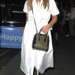 Jessica Alba Night Out at Chiltern Firehouse in London 06/26/2018-2