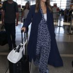 Jessica Alba Was Spotted at LAX Airport in Los Angeles 06/10/2018-2