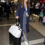 Jessica Alba Was Spotted at LAX Airport in Los Angeles 06/10/2018-3