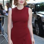 Jessica Chastain Arrives at The View Show in New York 06/26/2018-4
