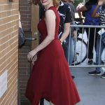 Jessica Chastain Arrives at The View Show in New York 06/26/2018-5