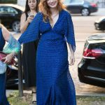 Jessica Chastain Leaves the Shangri-La Hotel in Paris 06/18/2018-2