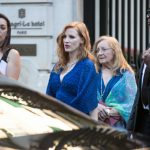 Jessica Chastain Leaves the Shangri-La Hotel in Paris 06/18/2018-5
