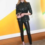 Katherine McNamara at the Wolk Morais Collection 7 Fashion Show at The Jeremy Hotel in Los Angeles 06/26/2018-3