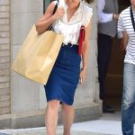Katie Holmes Out Shopping in New York 06/21/2018-2